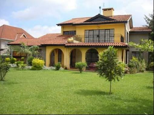 Kenyan houses for Roofing designs in kenya