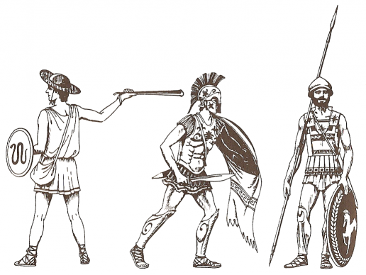 light infantry of ancient greece essay