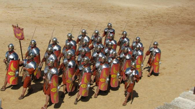 an analysis of the roman military and the overview of the roman legion