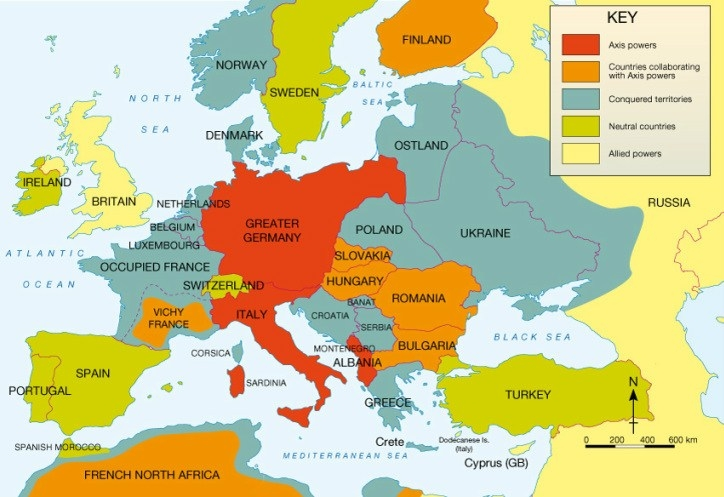 how europe came to be involved in world war i