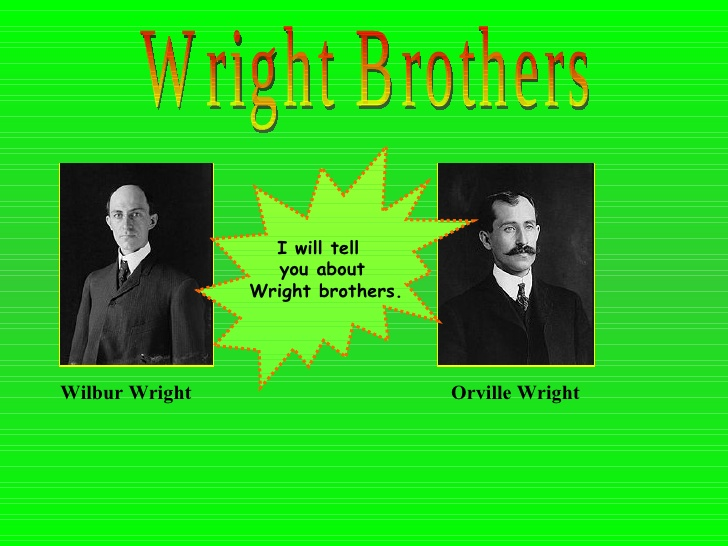 brother paper thesis wright This selection of wilbur and orville wright's papers at the library of congress comprises about 10,121 items (approximately 49,084 digital images) documenting the lives of the wright brothers and their pioneering work leading to the world's first powered, controlled and sustained flight.